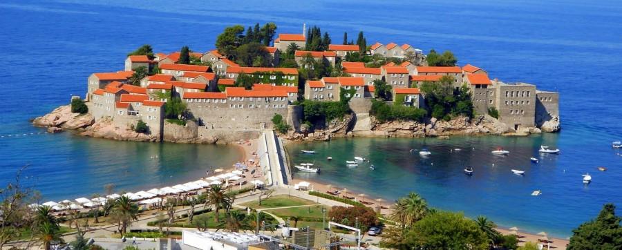 Vikend në Budvë, Kotor, Tivat dhe Shën Stefan